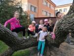 Otvírání školní zahrady
