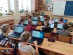 Máme mobilní učebnu informatiky!