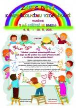 Zápis k předškolnímu vzdělávání pro 2021/2022